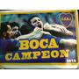 Afiche Boca Juniors Campeón 2015