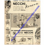 Maquina De Coser Necchi Papel Fotográfico 29cm.21cm