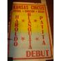 Antiguos Afiches De Papel Kansas Circus