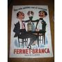 Imperdible Poster Reproduccion Publicidad Fernet Branca