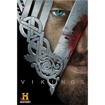 Poster Vikings Super A3 Vikings 2