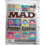 15 Posters Gigantes Especiales De Mad A Todo Color.