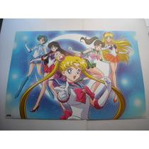 Imperdible Poster Original Anime Sailor Moon # 2