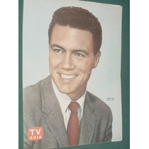 Poster Television Original Roger Smith Sunset Strip Tv Guia