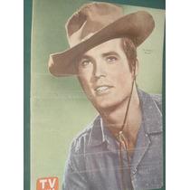 Poster Television Original Ty Hardin Bronco Cowboys Detalles