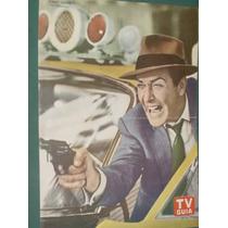 Poster Television Original Robert Taylor Series Detectives