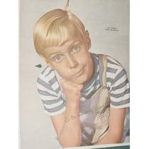 Television Poster Jay North Daniel Travieso Dennis Menace 1