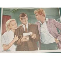 Poster Television Antiguo Williams Donahue Mc Bain Surfside