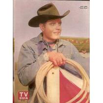 Poster Tv Guia 129- Stoney Burke - Jack Lord (043)