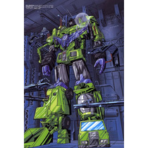 Poster Transformers Super A3 Tf 40