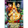 Poster Afiche Original De Cine Dragon Ball Z Regreso Freezer
