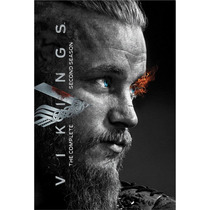 Poster Vikings Super A3 Vikings 14