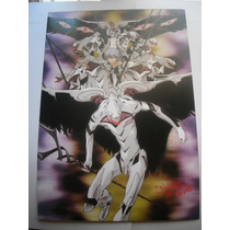 Imperdible Poster Original Anime Vangelion