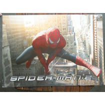 Poster Reproduccion De Spiderman - Hombre Araña