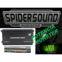 Potencia Monster M250.4 1000w