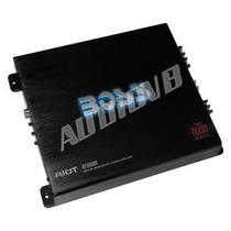 Potencia Boss 4 Canales 1600 Watt + Control Woofer Audiovb