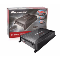 Potencia Pioneer 2400w Gm D9601