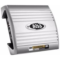 Potencia Boss Chaos Extreme Cx-650 1000 Watts 4 Canales