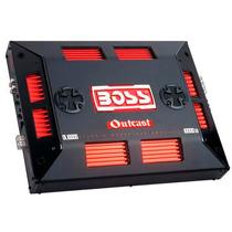 Potencia Boss Ol-10000 10000w 4500w Rms Monoblock Digital