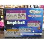 Potencia Amplificador Kinter 20 W Rms Para Auto O Mot Ma-160
