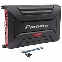 Potencia Pioneer Gma 6604 2 3 Y 4 Canales 760w Max