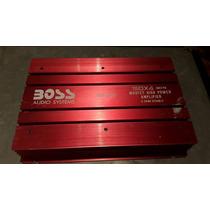 Potencia Boss Ava 650 - 4 Canales X 150 W O 2 Canales 300w
