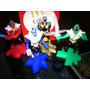 Coleccion Power Rangers Super Samurai Mc Donalds
