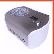 Fabrica De Helados Jenny Ice Cream Maker 1,2 L Con Compresor