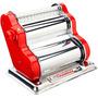 Maquina Pastalinda Clasica Rodillos Reforzados Roja
