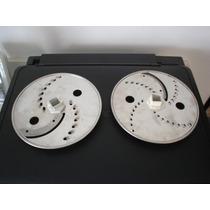 Accesorios Discos Multiprocesadora / Rebanadora