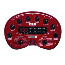 Line 6 Pod 2.0 Pedalera Multiefecto Para Guitarra Electrica