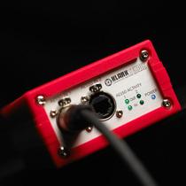 Klark Teknik Dn9610 Dispositivo Repetidor Para Protocolo Aes