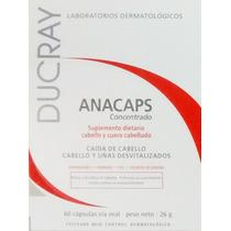 Tratamiento En Cápsulas Caída Del Cabello - Ducray Anacaps