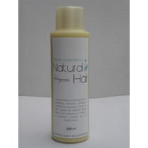 Shock Queratínico Natural Hair X 500ml Sin Formol