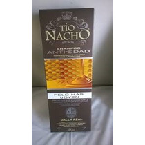 Tio Nacho Pelo Mas Joven Anti Edad Shampoo X 415 Ml