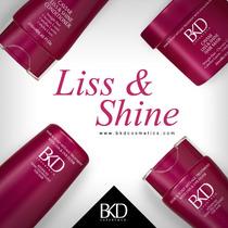 Shampoo/acondicionador/mascara Capilar/crema De Peinar Bkd
