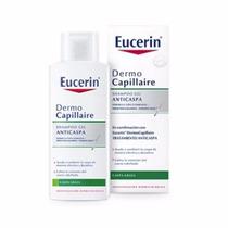 Dermocapillaire Gel Shampoo Eucerin Anti Caspa Grasa Alivia