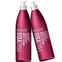 Revlon Profesional Shampoo Pro You White Hair (350 Ml)