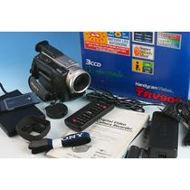 Video Cámara 3ccd Semi Profesional Sony Dcr-trv 900 Caja