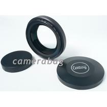 Granangular Centuryshneider P/videocamaras Panasonic Hd Y Sd