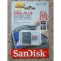 Tarjeta De Memoria Sd Sand Disk 32gb 80mb/s Clase 10 Apto Hd