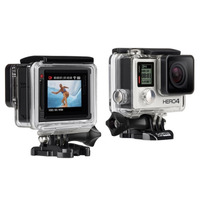 Go Pro Hero 4 Silver Edition Full Hd Wifi Lcd Touch 4k Gopro