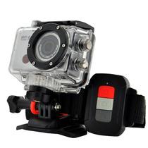 Camara Extreme Full Hd 1080p Wifi Hdmi C/ Remoto + Montajes