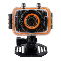 Camara Full Hd 1080p Sport Hdmi Sumergible Touch + Montajes