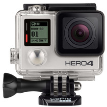 Camara Gopro Hero 4 Black Edition Adventure Wifi 4k Ultra Hd