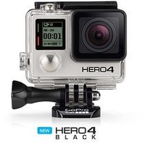 Camara Gopro Hero 4 Black Edition 4k Wifi Bt Protune S-view