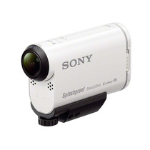 Filmadora Sony Hdr-as200vr/wuc2 Action Cam Blanca