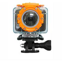 Camara Hp Action Cam Ac200wi +pulsera Wifi Full Hd 1080 5mpx