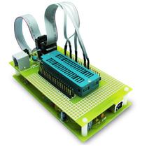 Programador Y Debugger Usb De Microcontroladores Pic Icd2