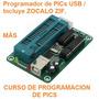 Programador Usb De Pic + Curso De Microcontroladores